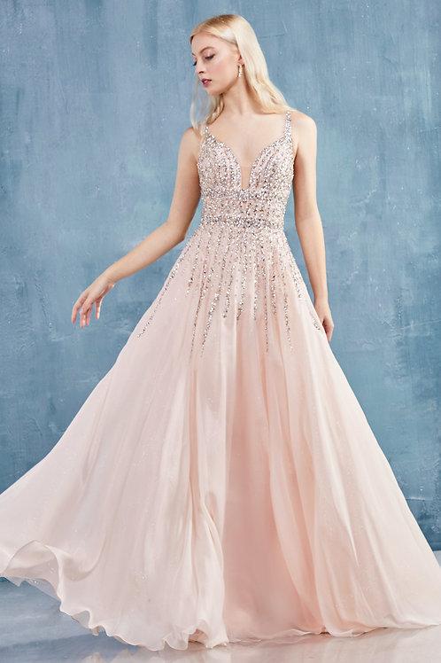 AL Sara Chiffon Gown