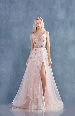 AL Blush Starry Gown
