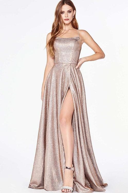 CD Belinda Copper Gown