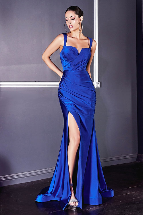 CD Mabel Royal Silk Gown
