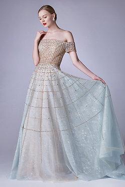 AL Mint Paradise Gown