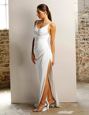 JA Keren Ivory Gown