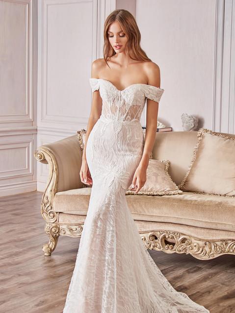 AL Jolie Lace Bridal Gown