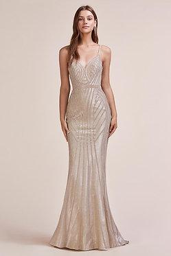 AL Liss Starlight Gown