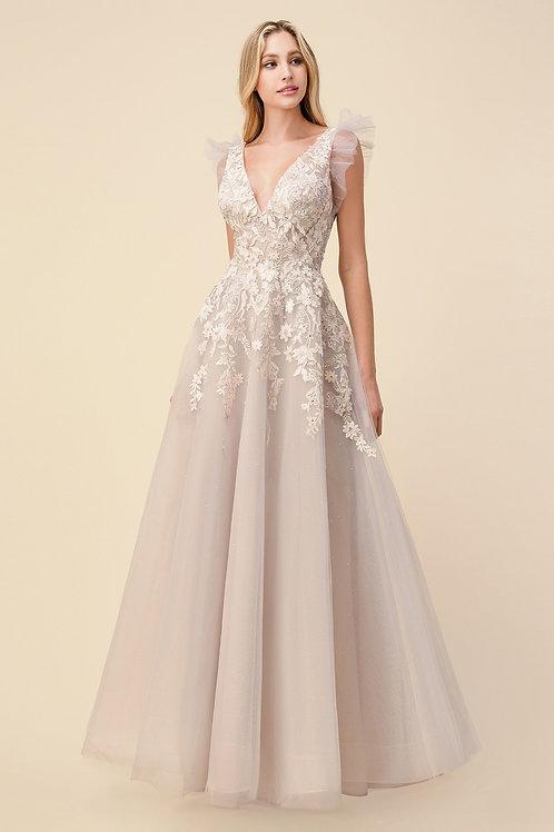 AL Lennox Floral Gown