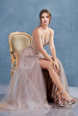 AL Nude Hailey Gown