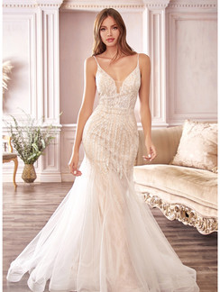 CD Oriana Tulle Gown