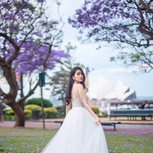 Clio Gown