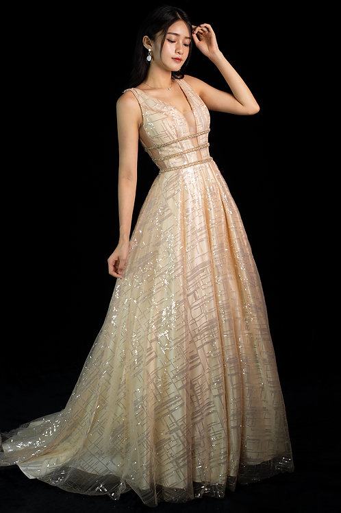 S Wandering Stars Gown