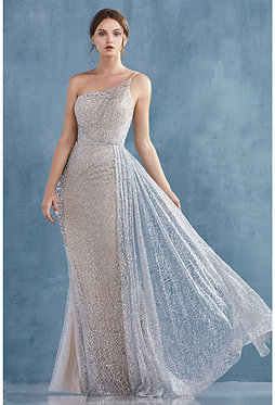 AL Nora One Shoulder Gown
