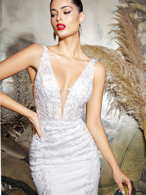 CD Maura Lace Bridal Gown