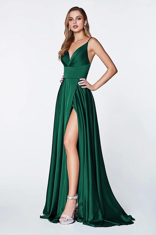 CD Eda Emerald Green Gown