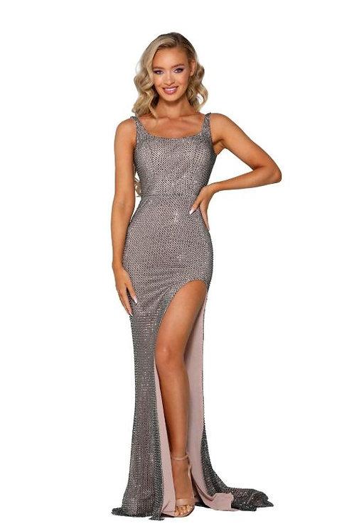 PS Angelique Platinum Gown
