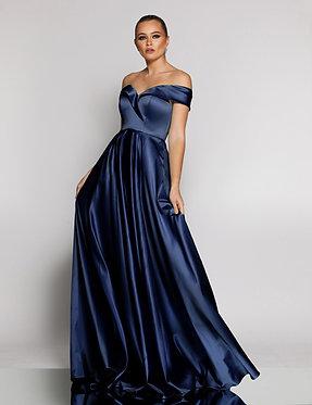 JA Lana Navy Gown