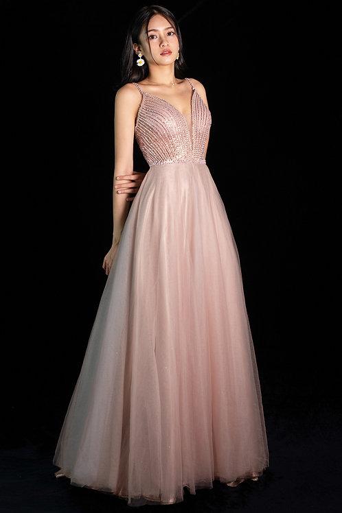 Pink Eira Gown