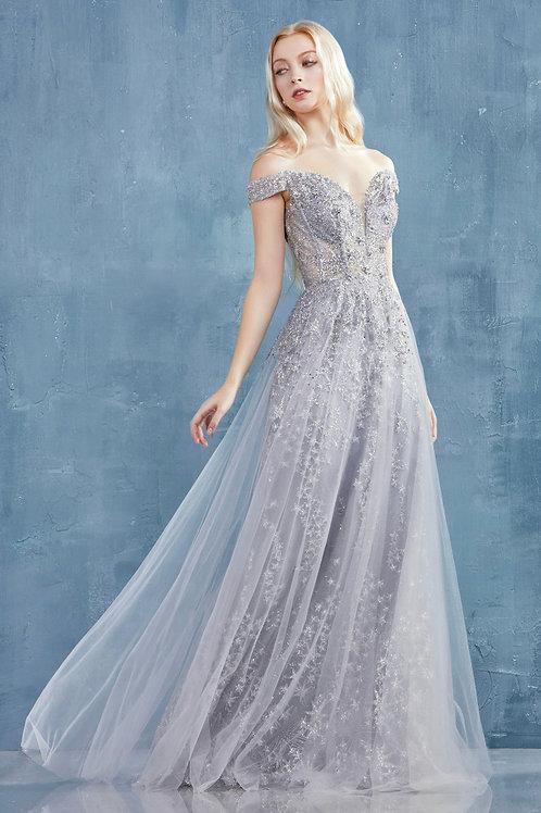 AL Ambrosia Silver Gown