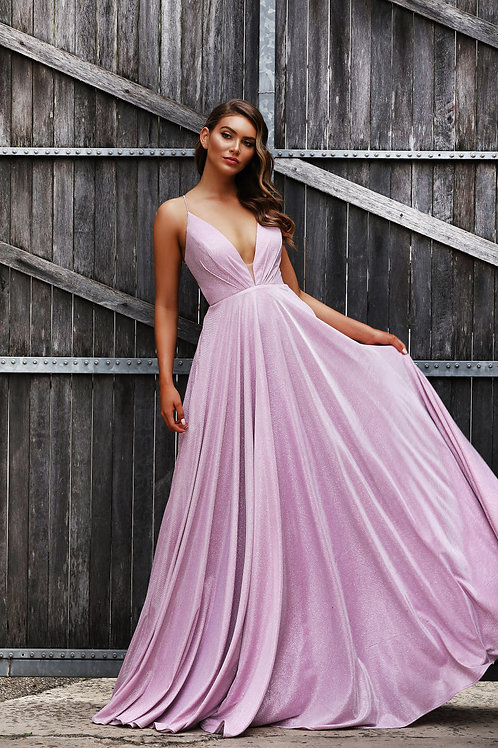 JA Stardust Pink Gown
