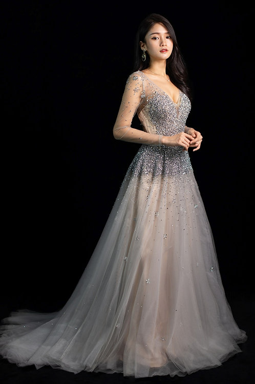S Oliveira Gown