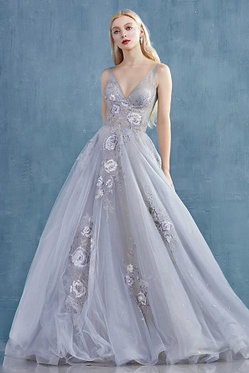 AL Lilian Ethereal Ball Gown