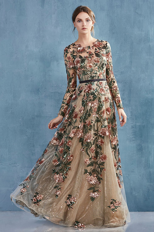 AL Savannah Gown