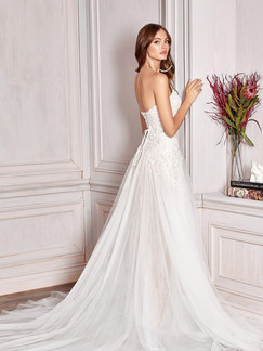 CD Nevada Tulle Gown