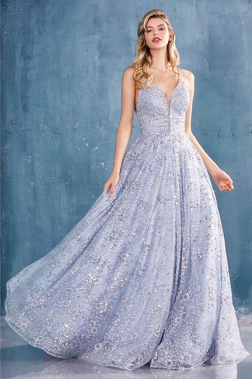AL Anastasia Blue Gown