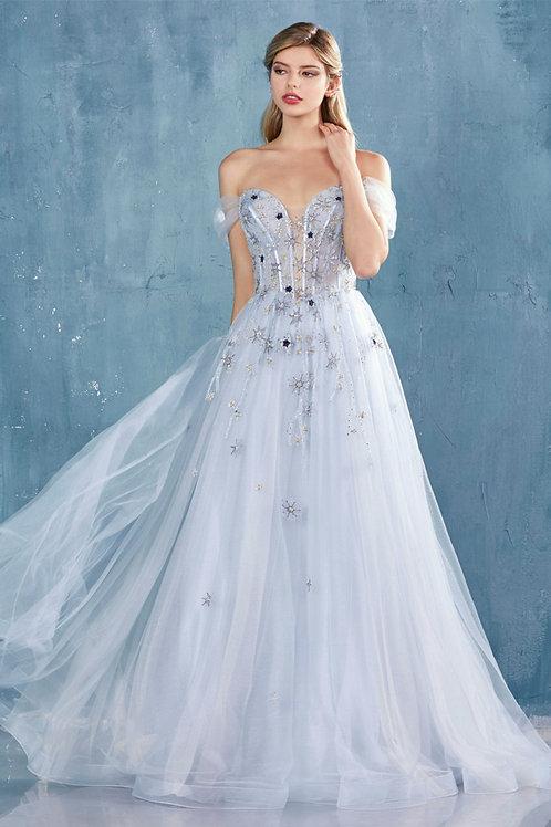 AL Calypso Tulle Gown