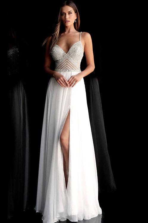 J Eira White Gown