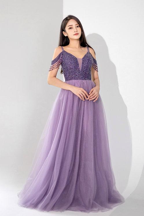 Lite Elpis OS Violet Gown