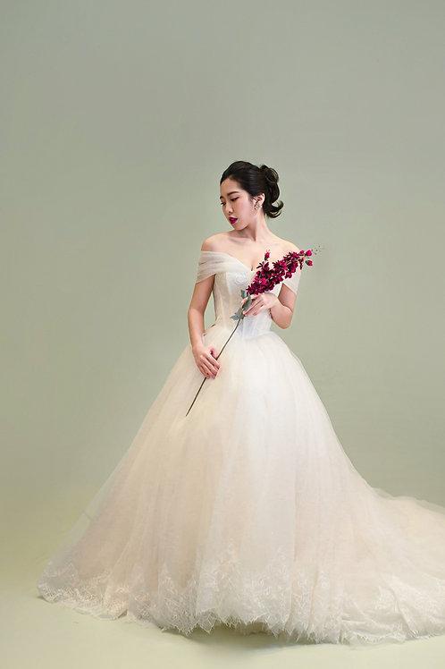 S Aurora OS Bridal Gown