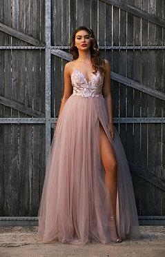 JA Cortadella Pink Gown