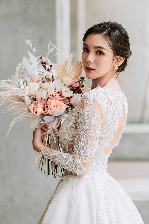 S Juliette Lace Bridal Gown