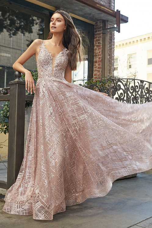 CD Midas Rose Gold Gown