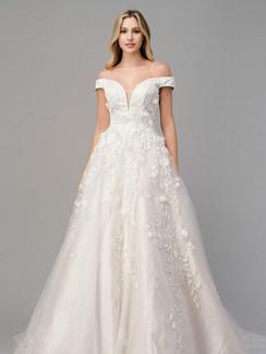 AL Peony Bridal Gown