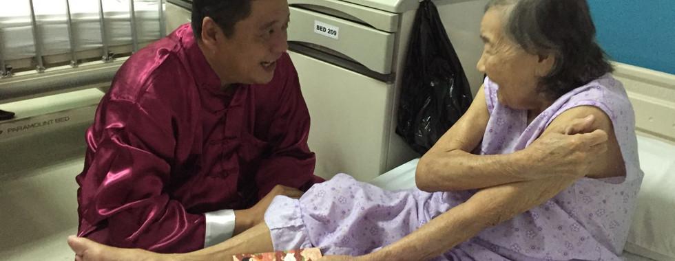 Nursing Home Visiting