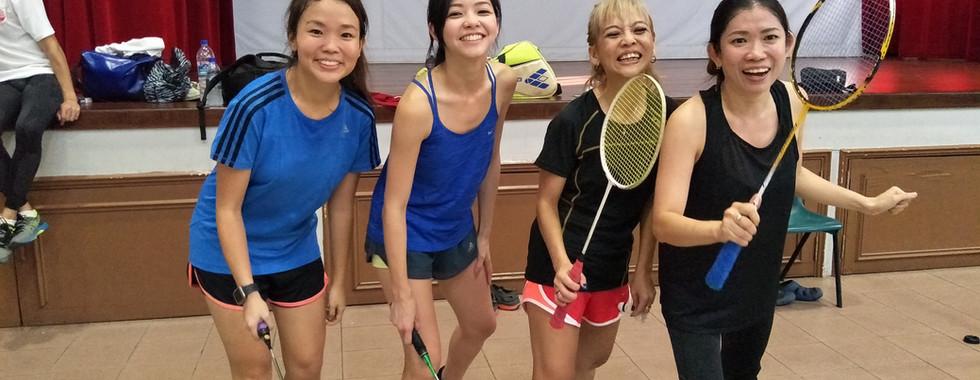 Badminton Event