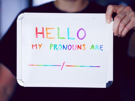 5 Simple Ways You Can Be More Pronoun Conscious