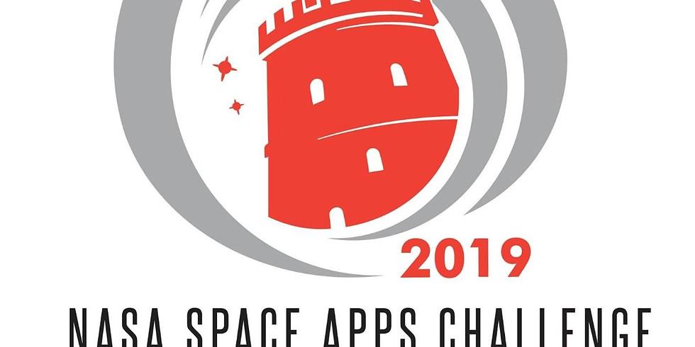 11-13 Oct: NASA SPACE APPS CHALLENGE THESSALONIKI 2019!