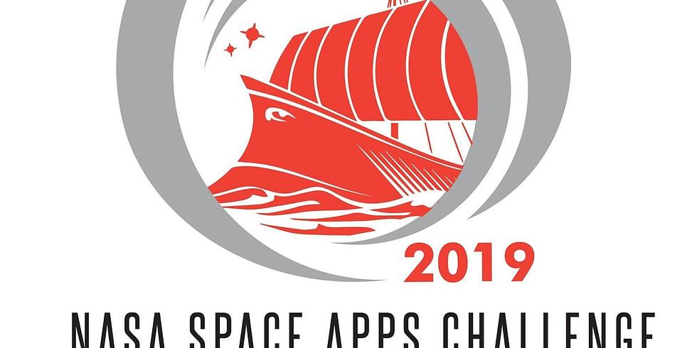 18-20 Oct: NASA Space Apps Challenge Piraeus '19