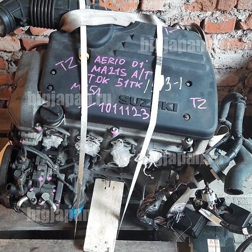 Двигатель Suzuki Liana, Swift, Jimny M15A