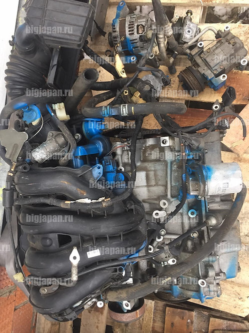 Двигатель Mazda 5 и 3 LF 2.0