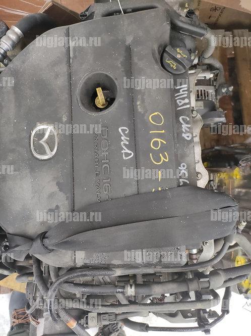Двигатель Mazda 2.5 L5 (CX7, M3, М6)