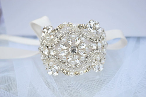 Milan Bridal Cuff