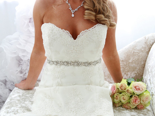 e8a3a59642230c Fine Art Deco Bridal Sash