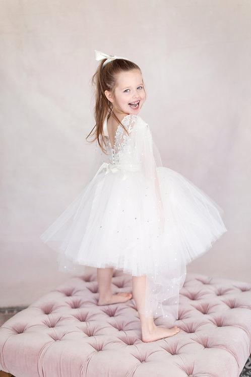 Pixi Cape Princess Dress