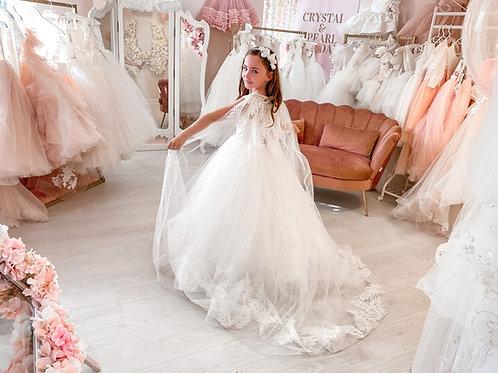 Swan Princess Dress - Princess Collection