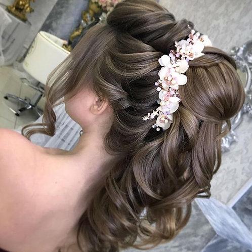 Rosa Bridal Hairvine