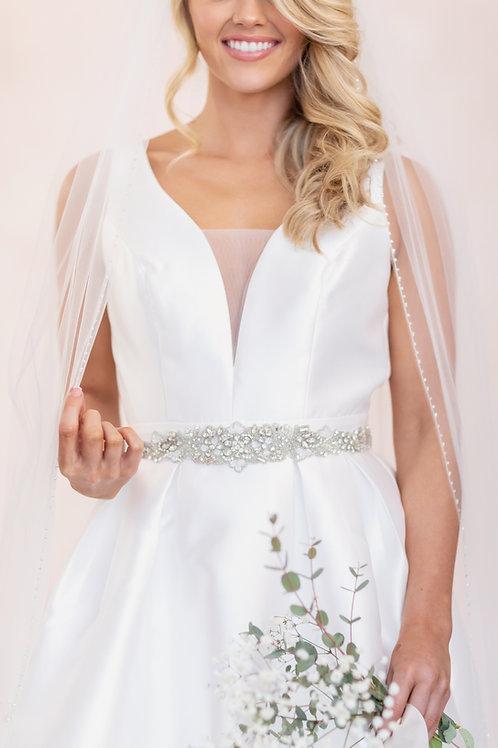 Cassie Bridal Sash