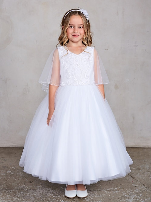 Hope Communion Dress - 5793