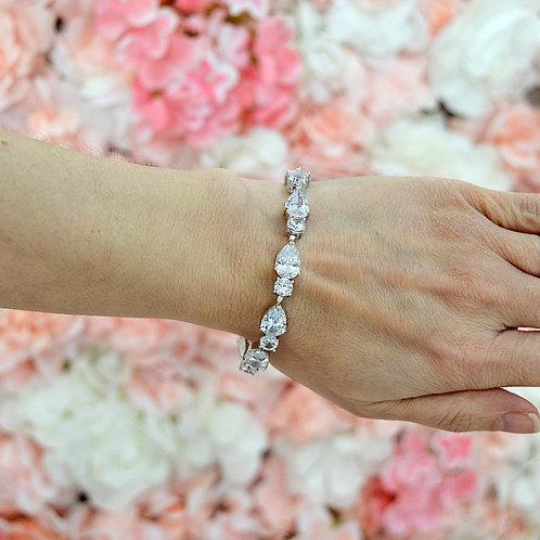 Vienna Bridal Bracelet